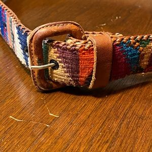 Accessories - BELT from GUATEMALA